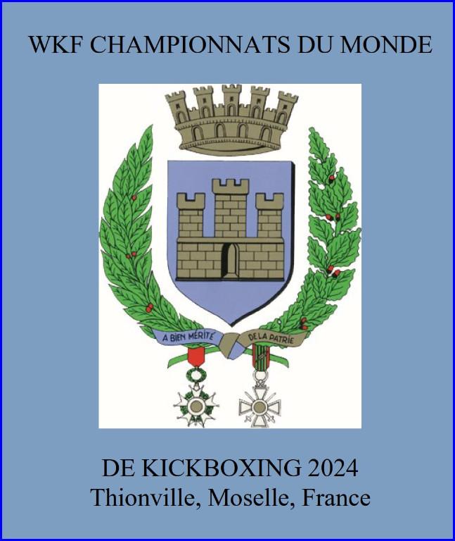 2024 WKF Championships du Monde, Thionville, France