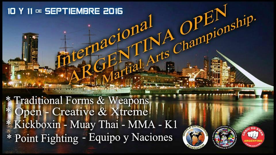 2016 Argentinia Open